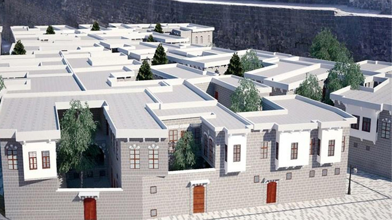 Diyarbakır's luxury villas 'aim to remove poor locals from Sur region'