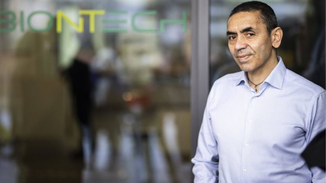 BioNTech CEO Uğur Şahin 'expected to visit Turkey in June'
