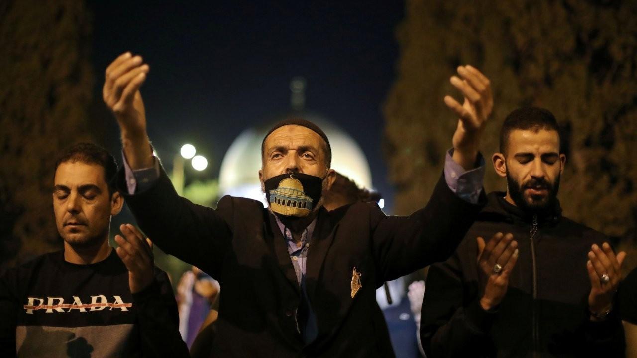 Erdoğan calls Israel 'terror state' over Al-Aqsa attacks