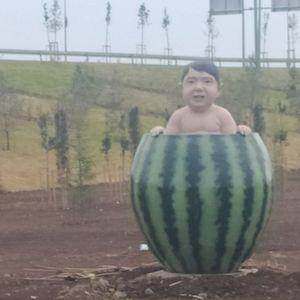 Watermelon baby statue in Diyarbakır joins Turkey's bizarre artworks - Page 3