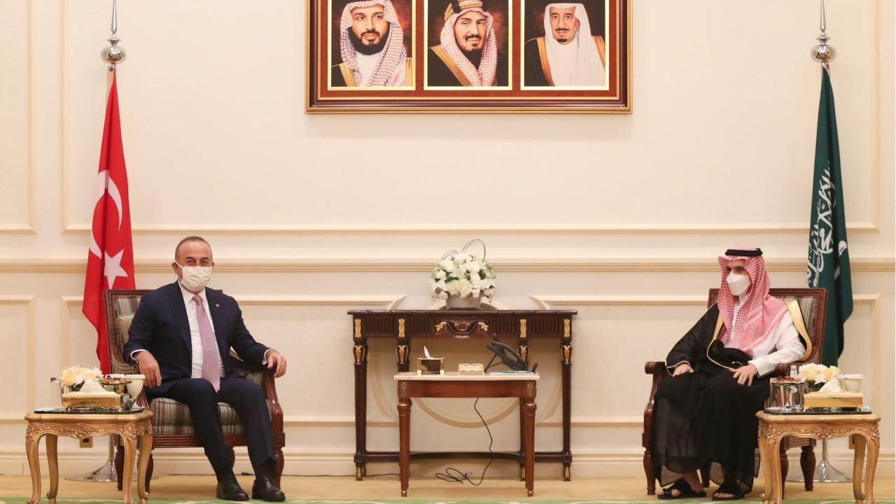 Turkey to continue dialogue on disputes with S Arabia: FM Çavuşoğlu