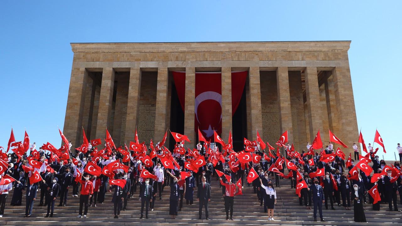 Turkey marks May 19th Atatürk, Youth and Sports Day