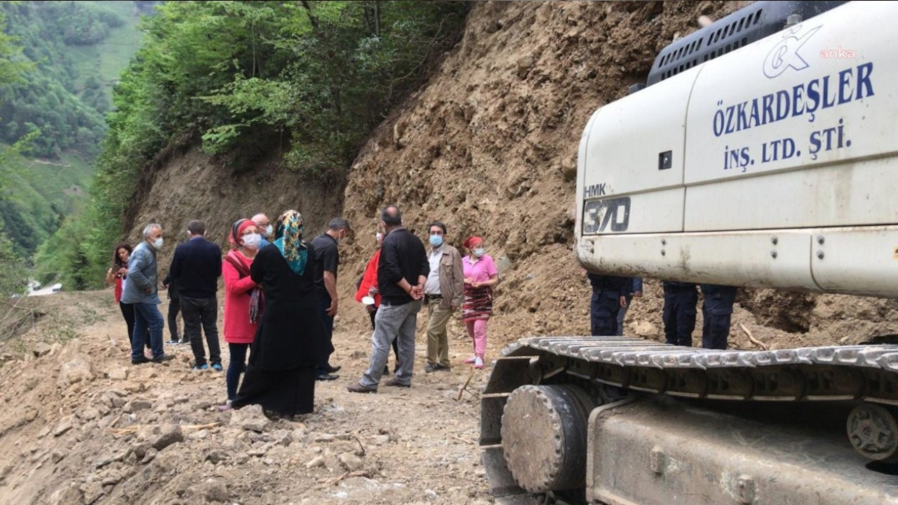 11 professional bodies support widely protested construction in Rize