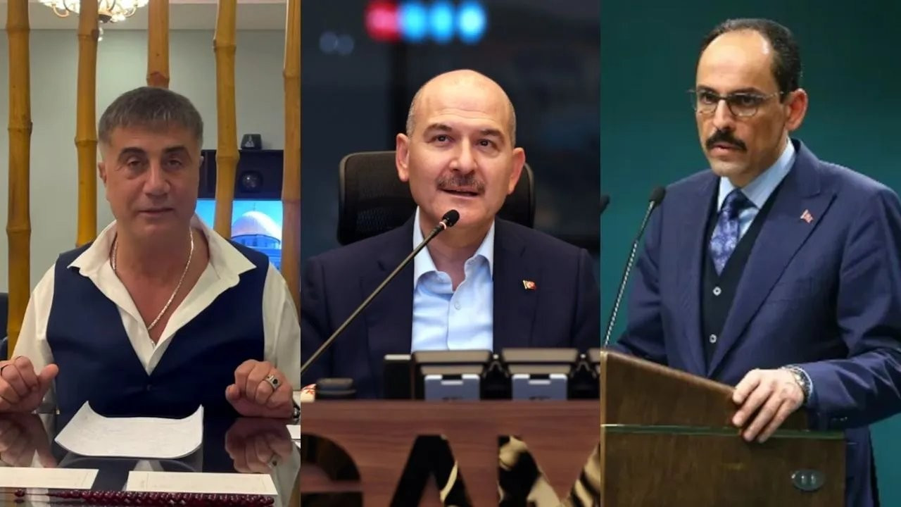 AKP members concerned that Minister Soylu may have tapped their phones
