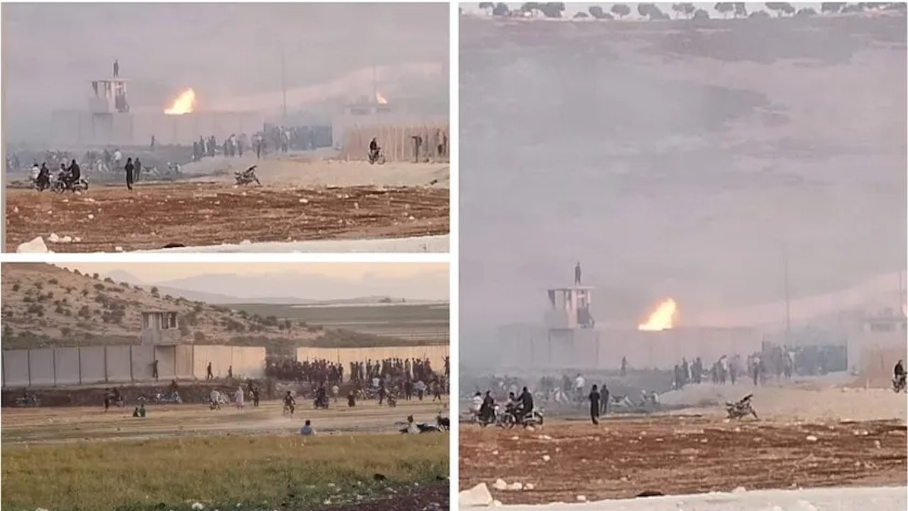 Syrians 'raid border post in Turkey's Reyhanlı'