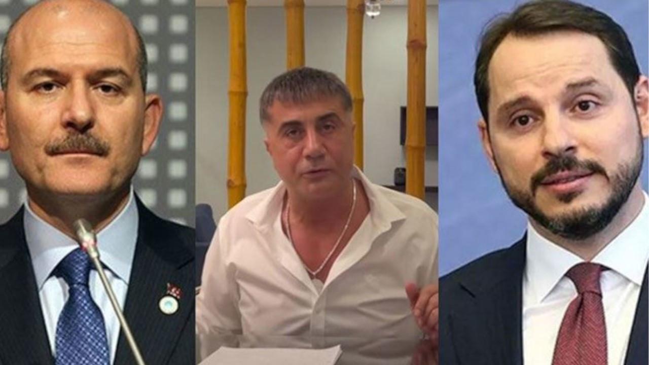 Turkish mafia leader says Soylu ordered him to defame Albayrak