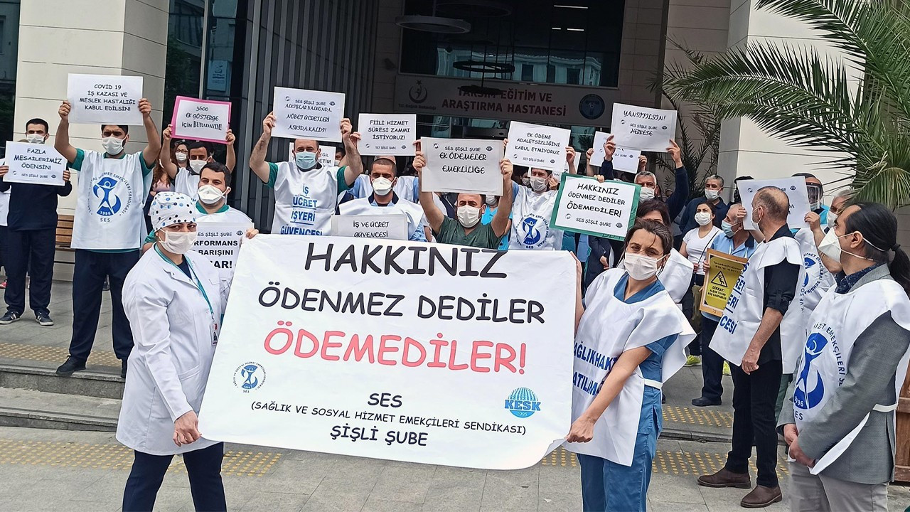 Turkish police detain healthcare union members in morning home raids