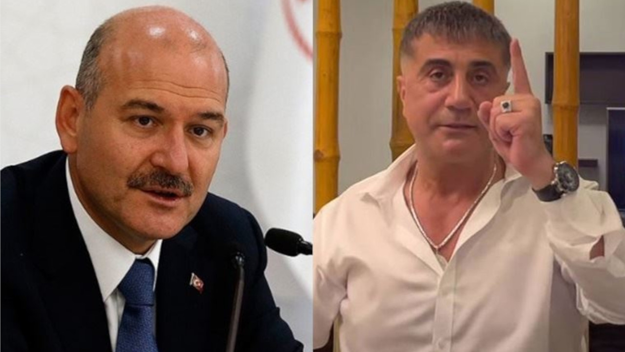 Minister Soylu evades questions on alleged links to mafia leader, deems claims 'plot against Turkey'