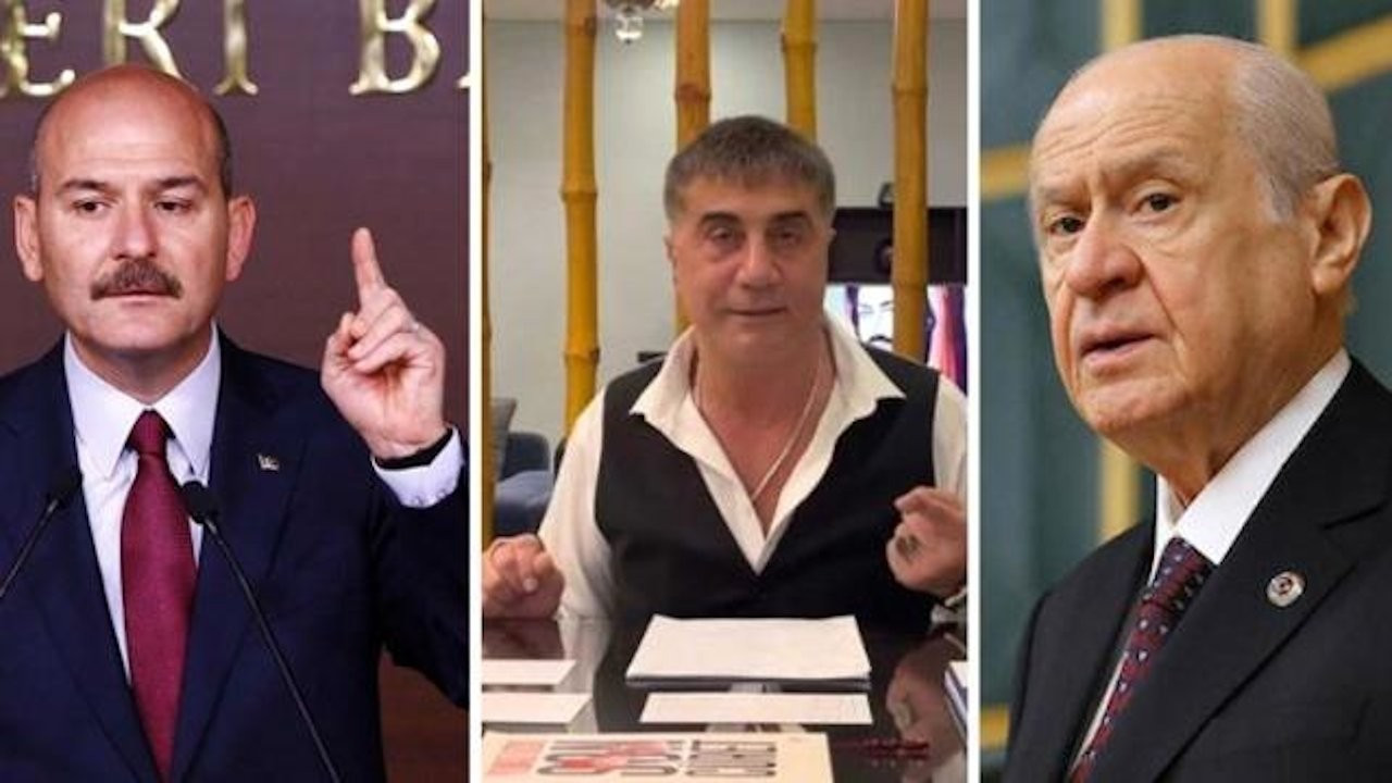 MHP leader comes out in support of Turkish Interior Minister after mafia boss' accusations