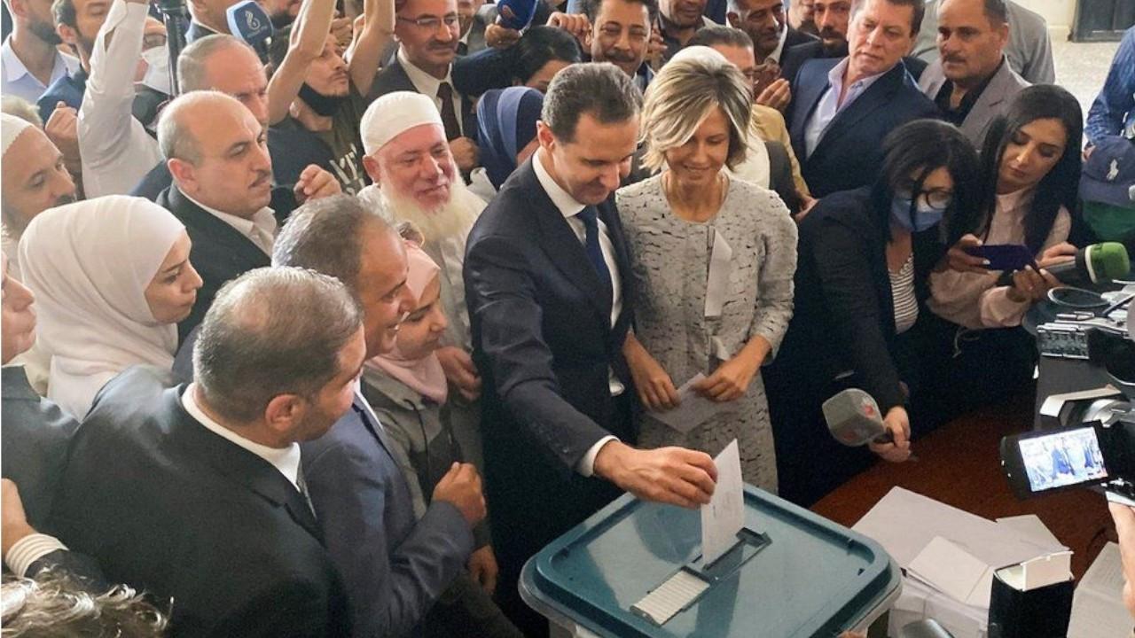 Turkey denounces Syria's presidential election as 'illegitimate'