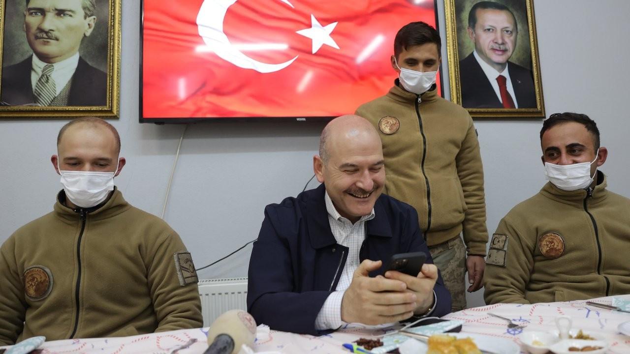 Erdoğan backs minister targeted by mafia leader Peker