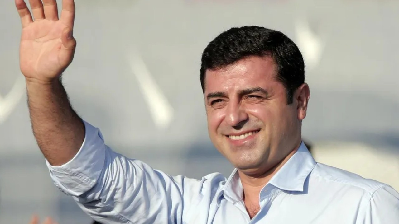 Turkish court sentences Demirtaş to jail over remarks on former Ankara Chief Public Prosecutor