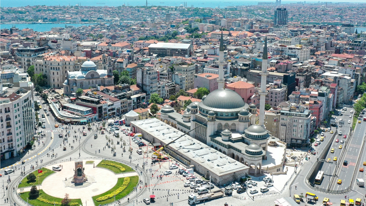 Taksim Mosque