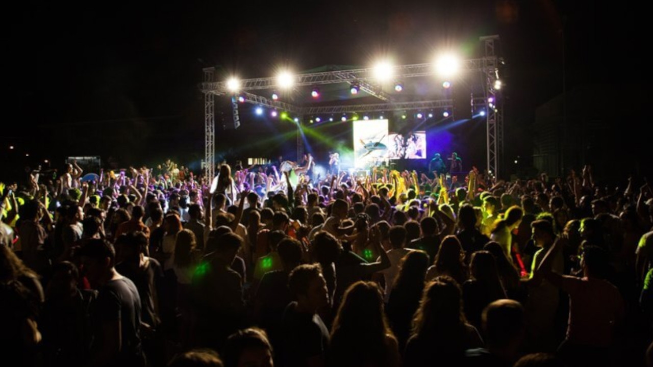 A stolen youth: Eurovision, spring festivals, and concerts