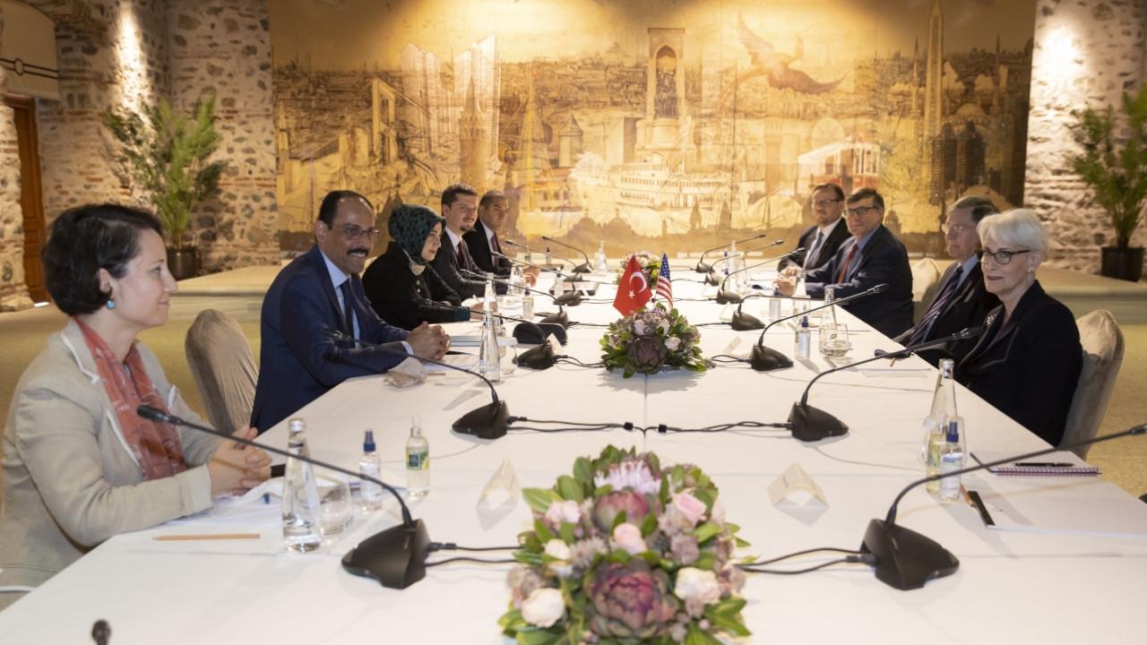 Turkey receives first top US official ahead of Erdoğan-Biden meeting