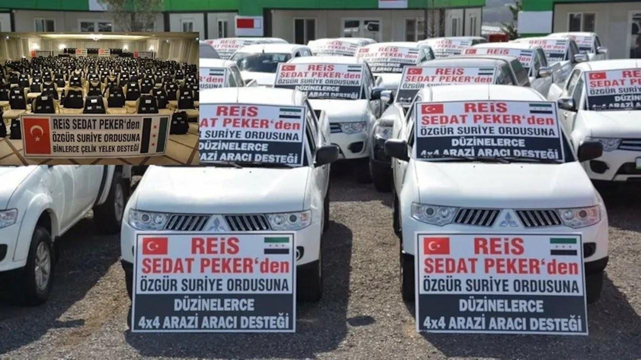 Erdoğan aide accuses Peker of acting upon orders of Turkey's enemies