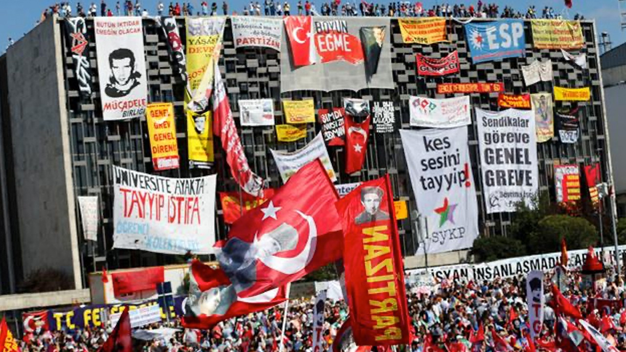 Turkey marks eighth anniversary of Gezi Protests