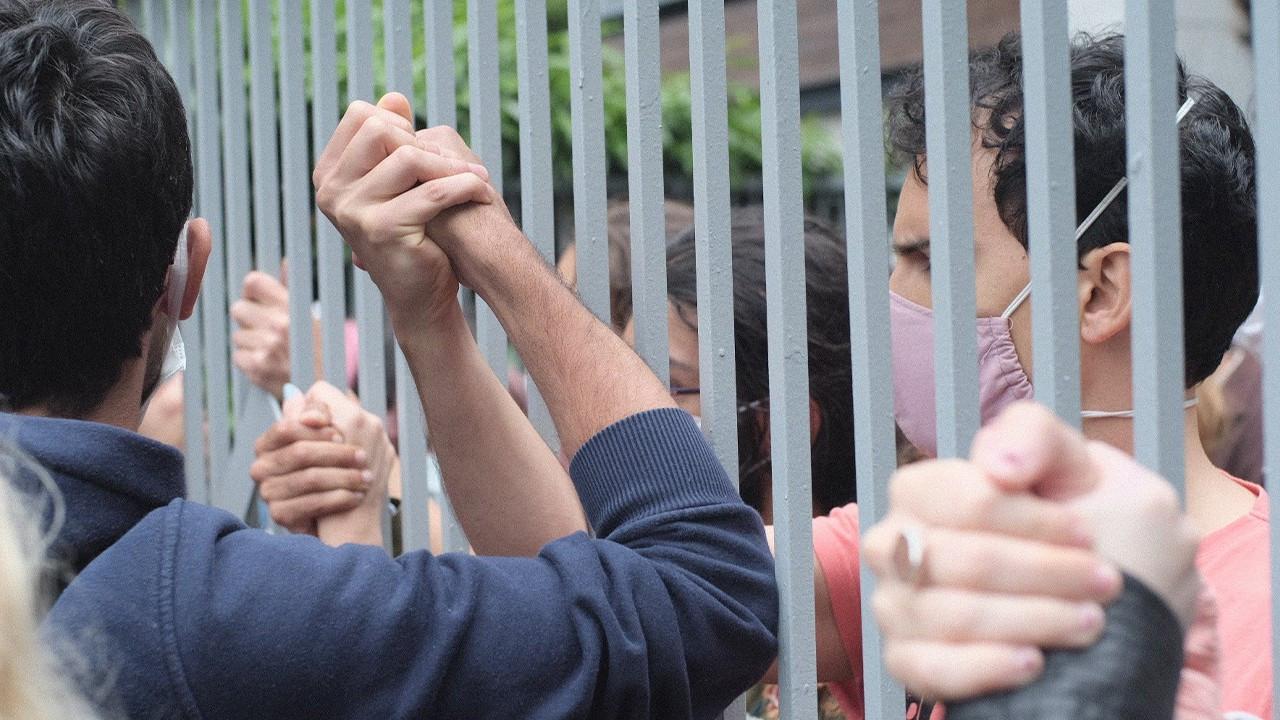 Boğaziçi protests heat up near 100th day, police presence intensifies