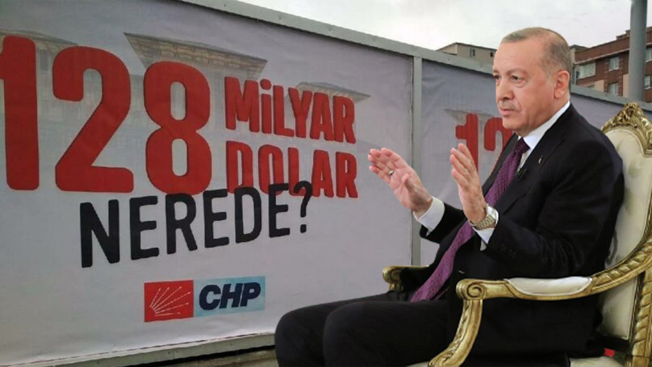 Erdoğan offers 5 different explanations on missing funds in 3.5 months