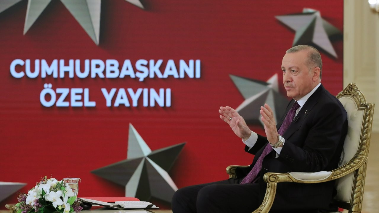 Erdoğan rules out return to a parliamentary system