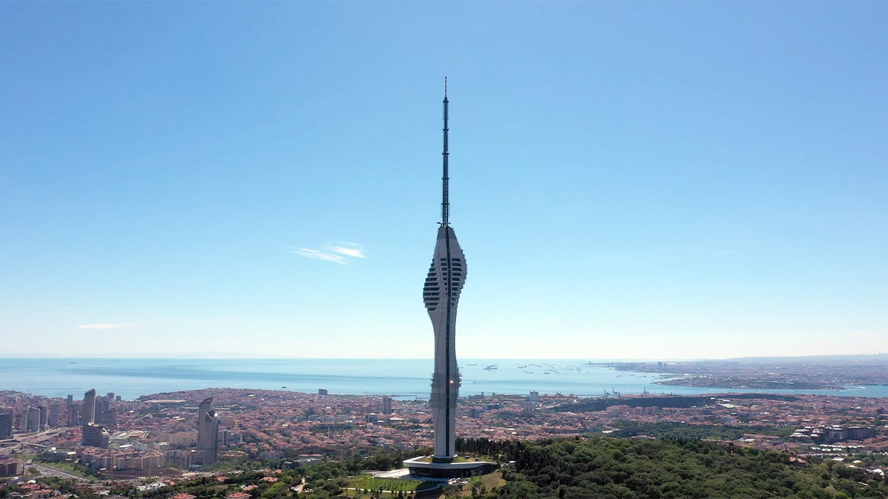 Widely disliked tower, dubbed 'symbol of Istanbul' by gov't, opens