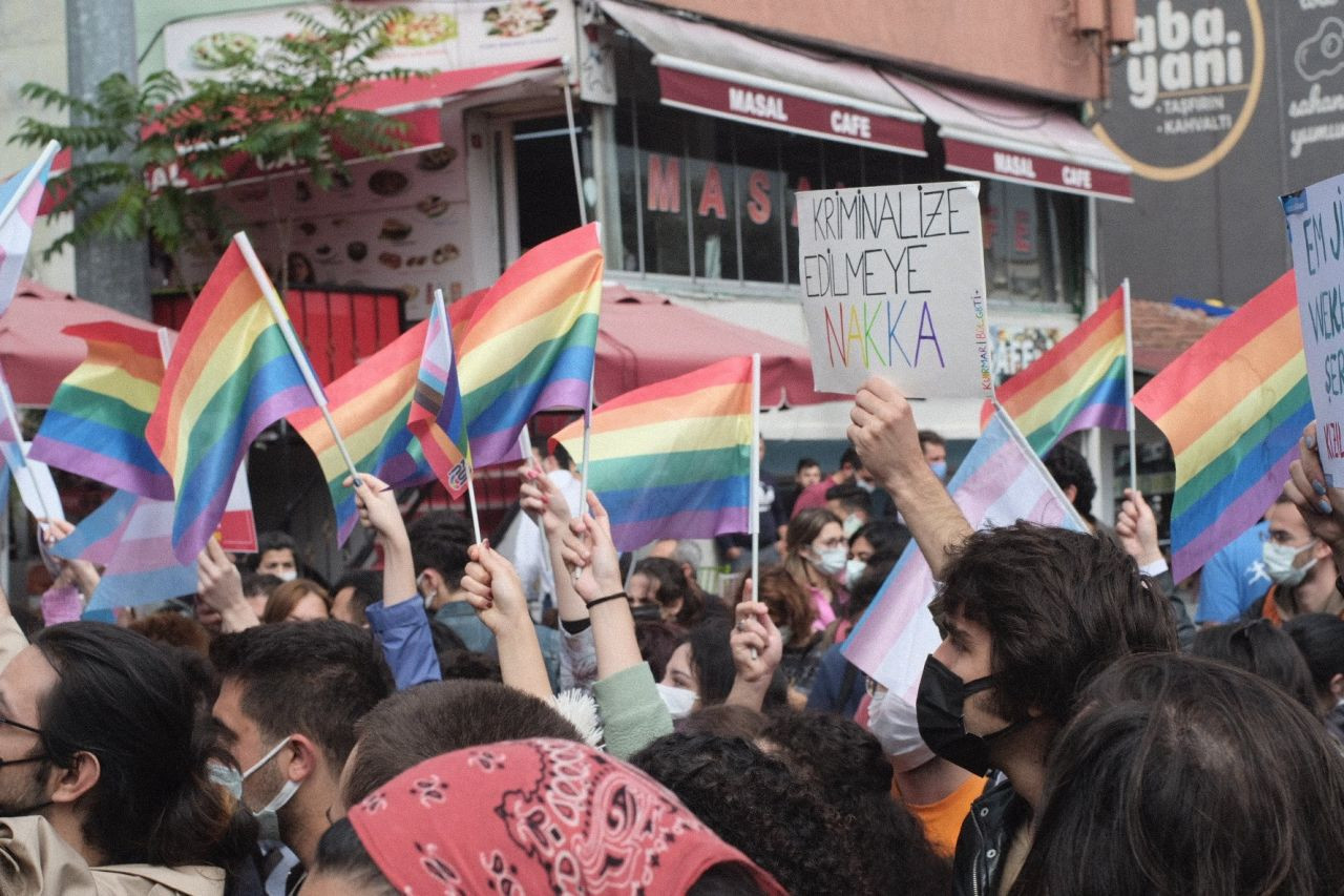 Boğaziçi students gather at courthouse: You can't try the rainbow! - Page 2