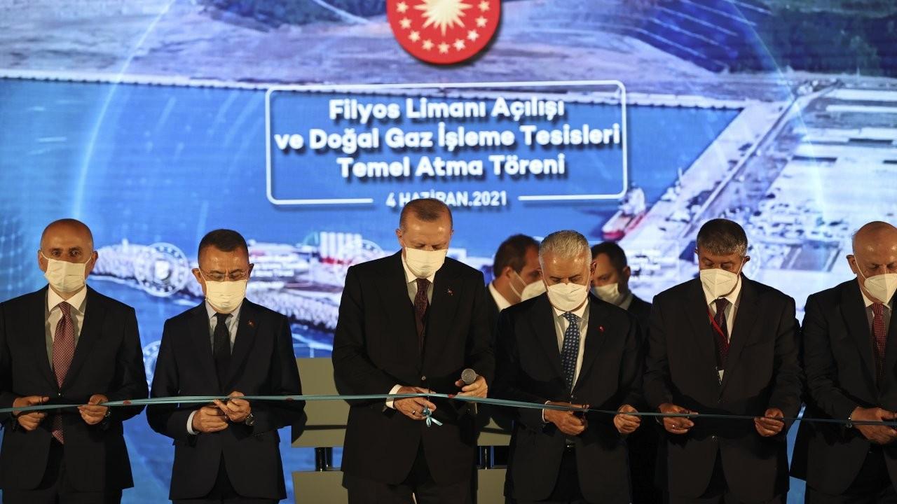 Turkey discovered 135 bcm additional natural gas in Black Sea: Erdoğan