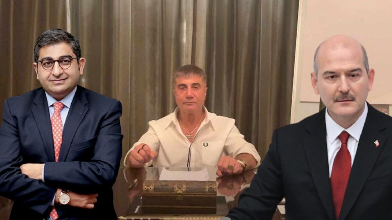 Turkish mafia leader Peker claims Minister Soylu warned shady tycoon sought by Ankara to flee Turkey