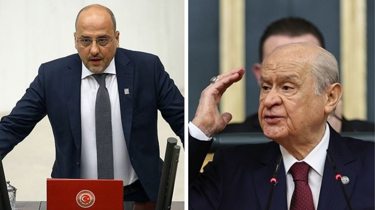 Turkish MP Şık sues far-right leader for targeting him during speech