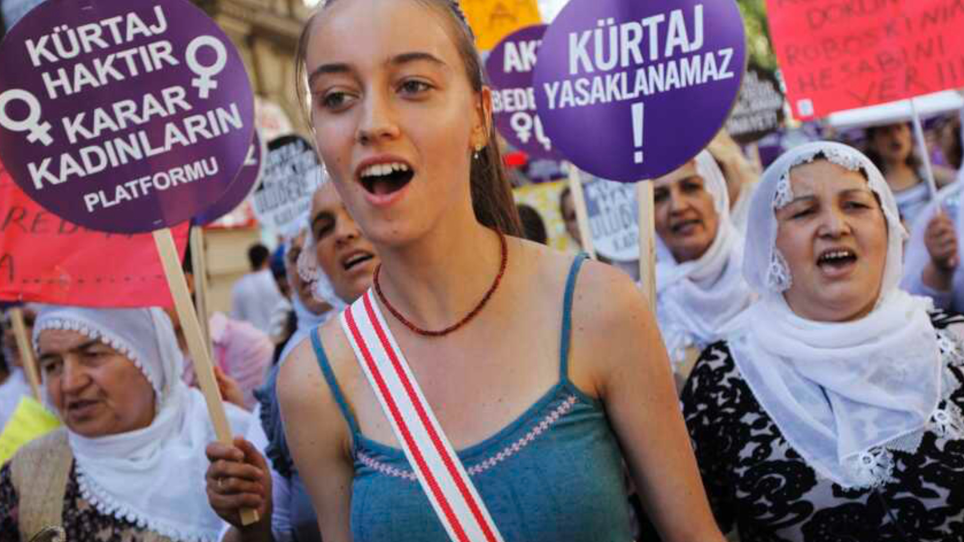 Women, girls considered as incubators by AKP gov't