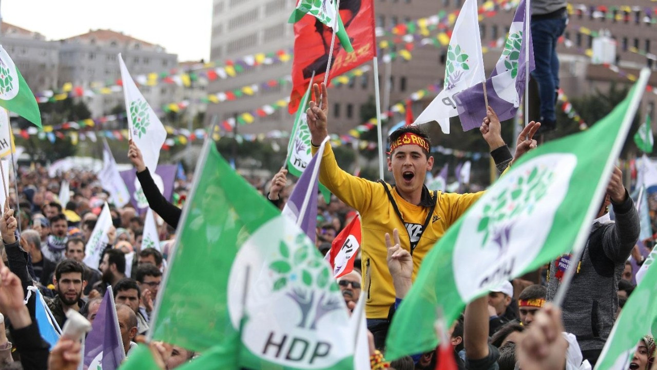 Turkey's top prosecutor demands political ban for 451 HDP members