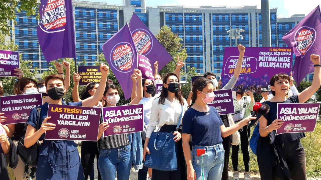 Court acquits women who protested male violence with Las Tesis song