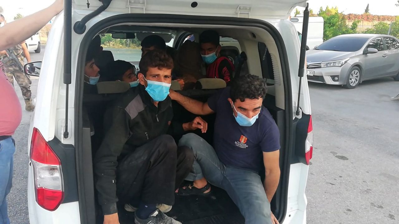Turkish police save Syrian refugees forced into slavery - Page 2