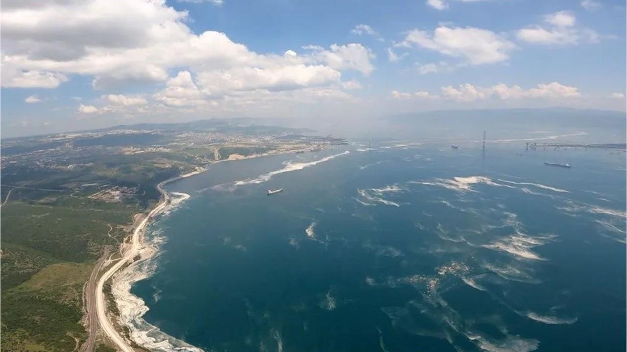 'Sea snot' outbreak in Marmara Sea doubles in size in five days
