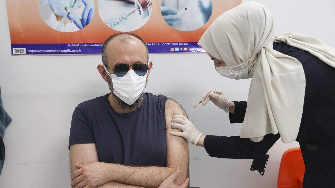Turkey lowers coronavirus vaccine eligibility age to 40