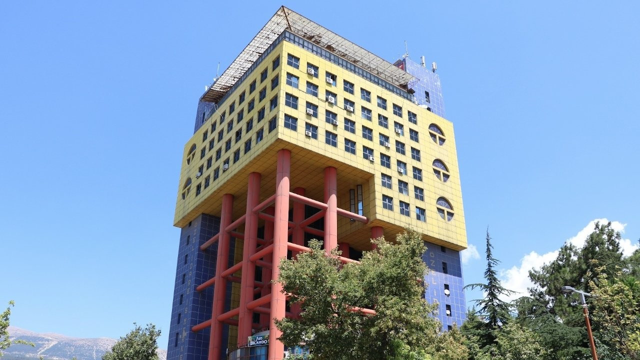 'World's most ridiculous building' in Turkey to be demolished in July