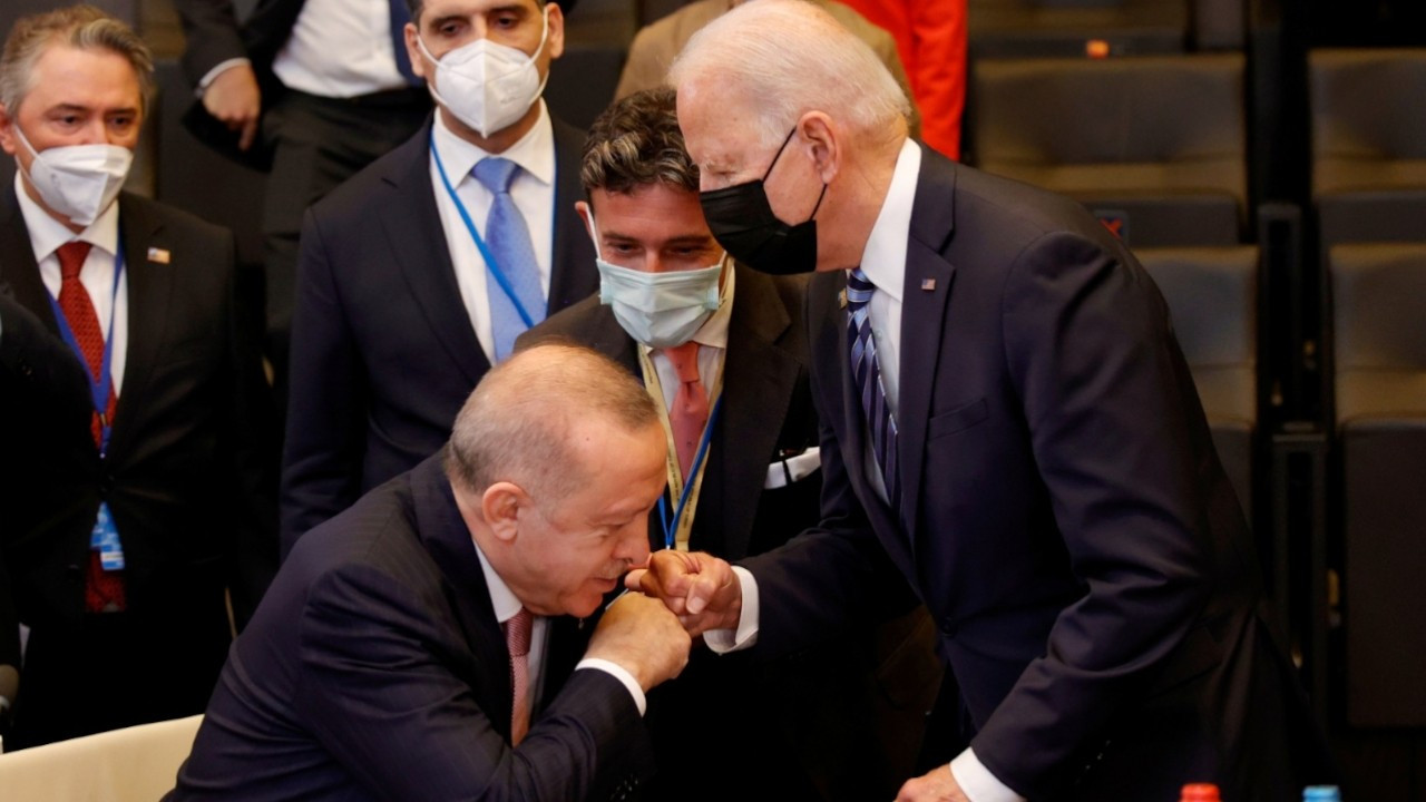 No breakthroughs expected from first Erdoğan-Biden meeting