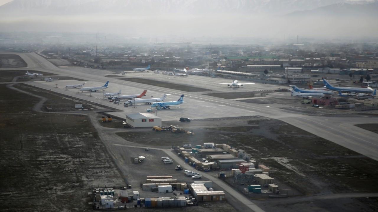 Erdoğan's remarks on Kabul airport misinterpreted: Afghanistan