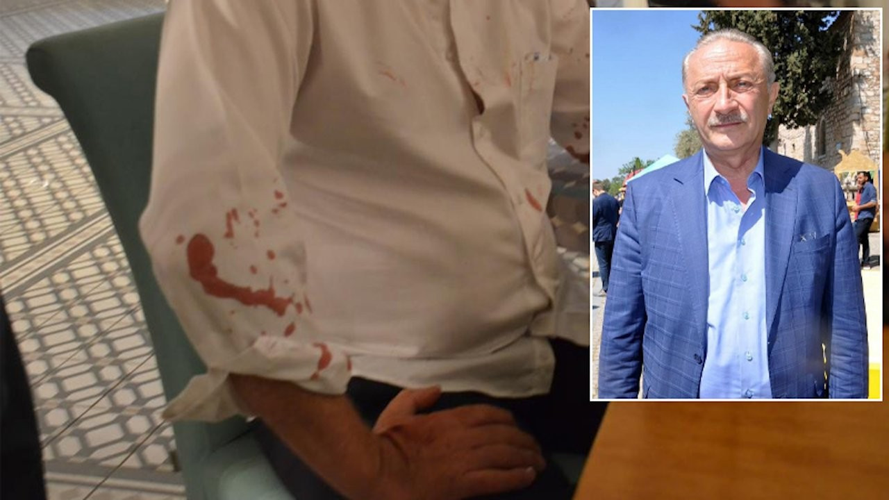 Turkish mayor attacked by mob after 'sealing off hotel'