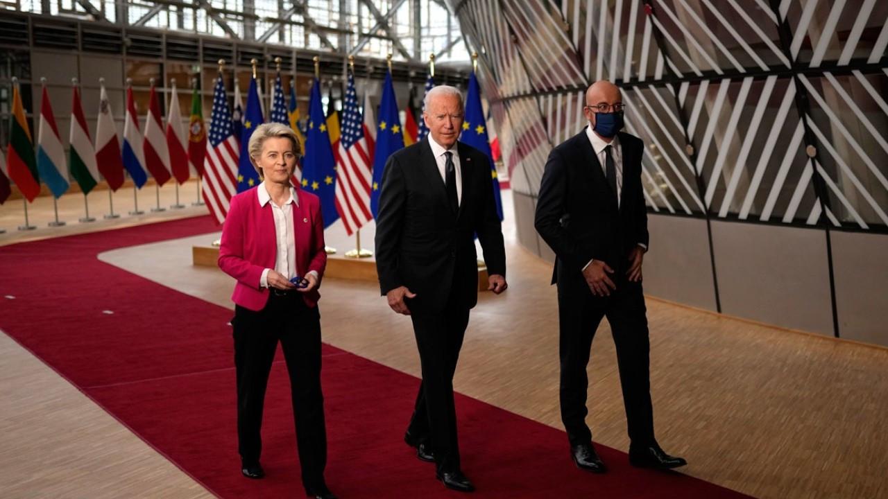 US, EU emphasize need for 'democratic Turkey' following summit