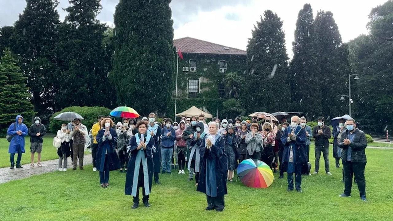 Boğaziçi University academics say senate is being seized by pro-gov't figures