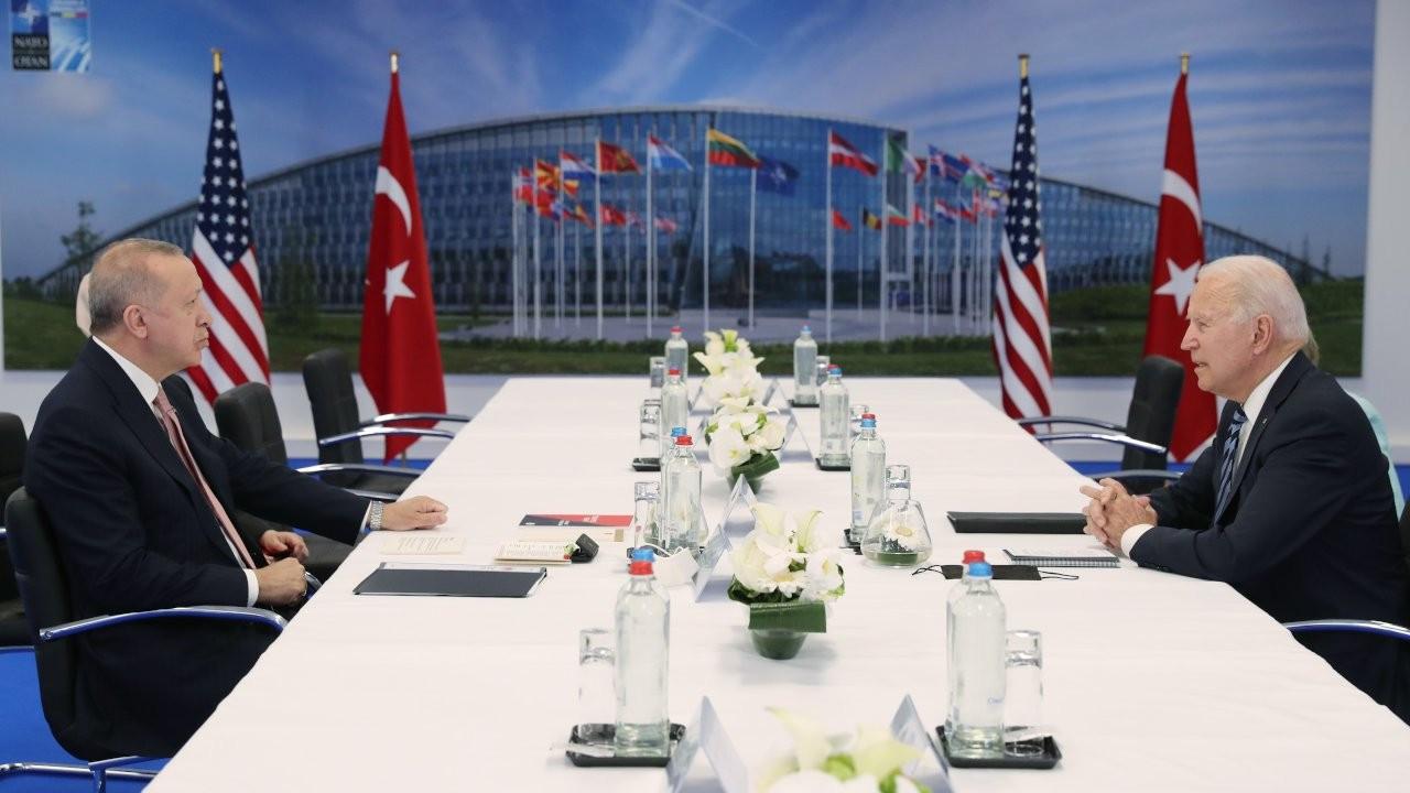 Erdoğan says he told Biden Turkey is not shifting stance on S-400s, F-35 programme
