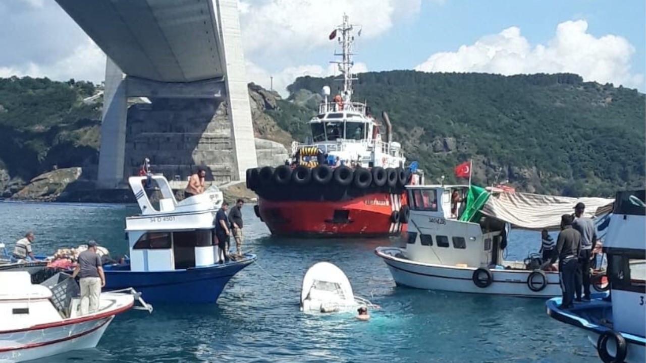Cargo ship hits fishing boat in Bosporus Strait, two killed