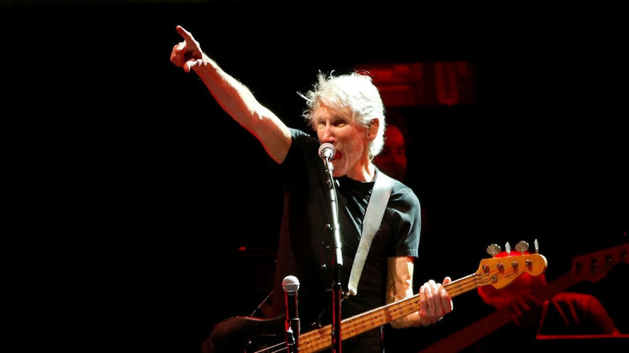 Rock legend Roger Waters calls on Erdoğan to release Kurdish musician
