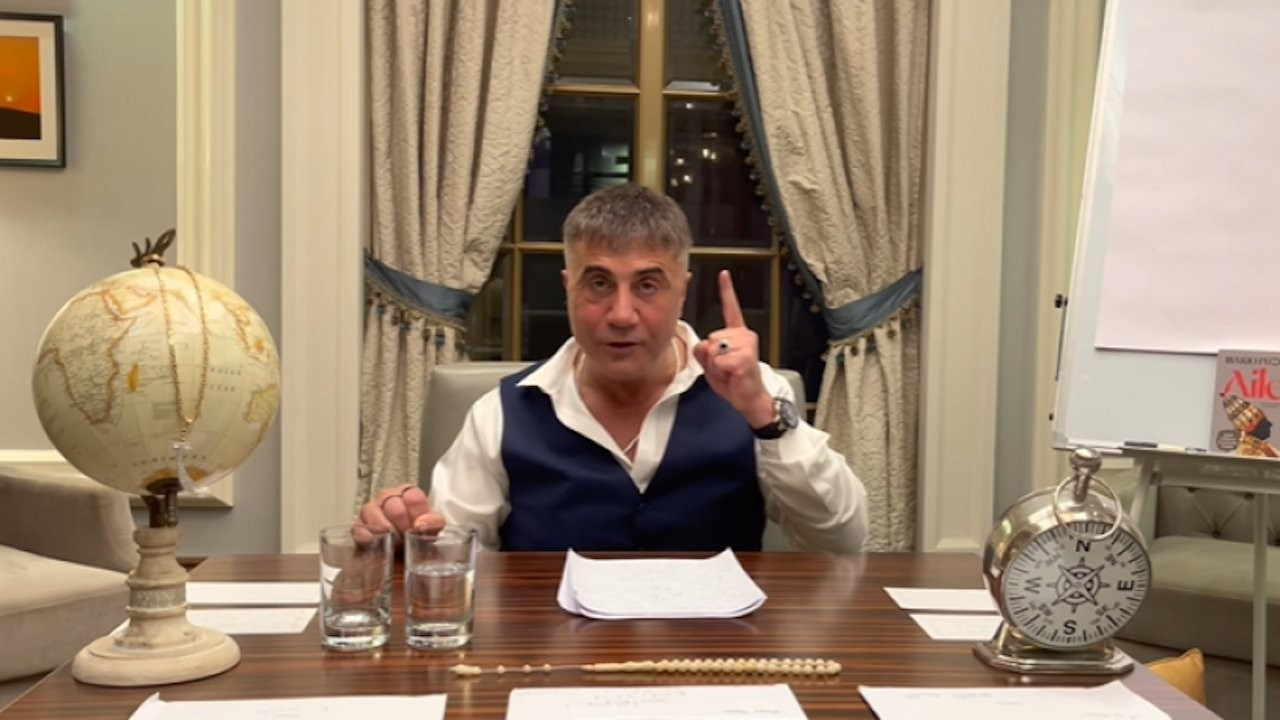 Turkish mafia boss says told by UAE not to release any more videos