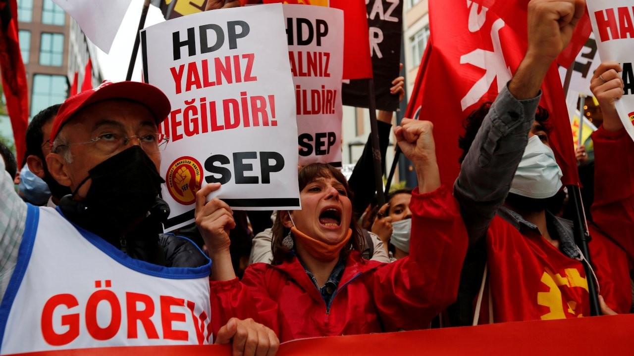 Turkish court accepts indictment seeking ban of pro-Kurdish HDP