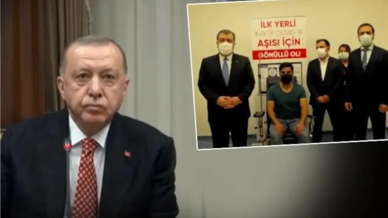 Erdoğan names domestic COVID-19 vaccine 'Turkovac'