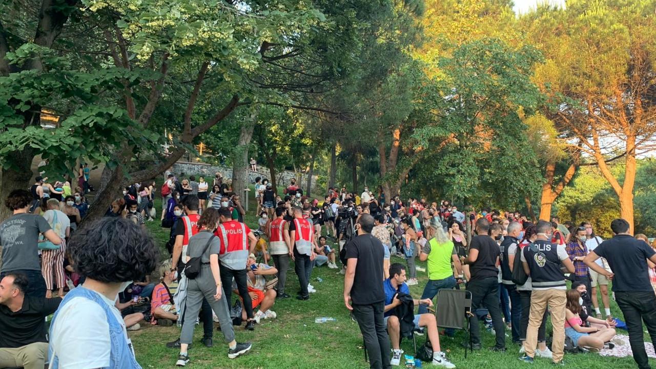 Police attack Istanbul Pride Week picnic at Maçka Park, detain one