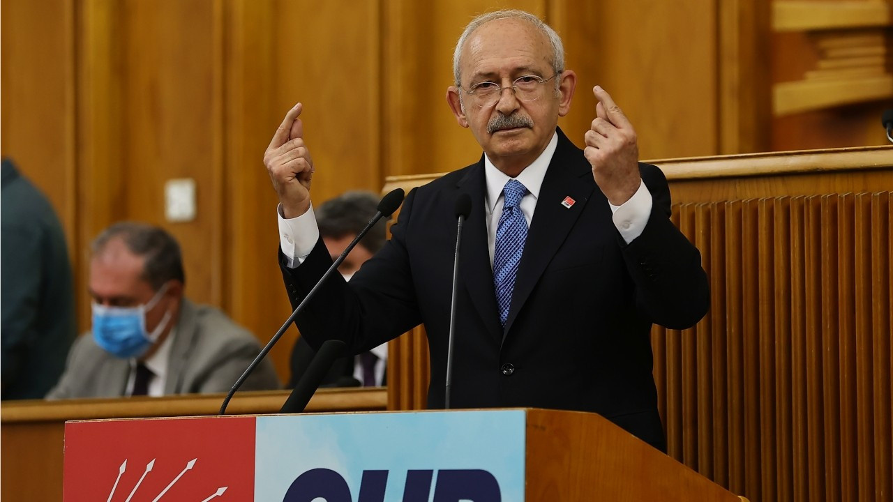 Main opposition CHP leader tells his mayors to be alert after last week's attack on HDP office