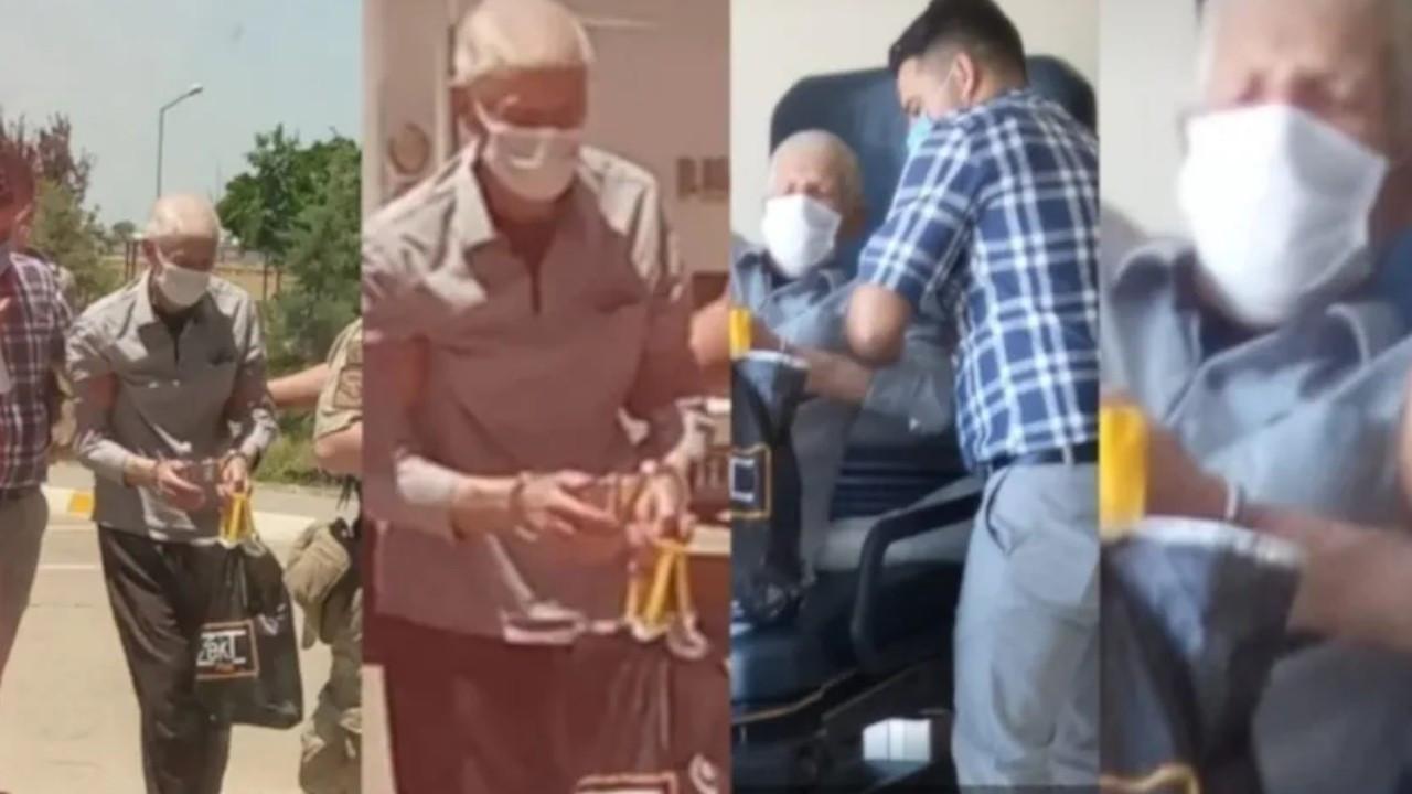 Hospital ignores elderly prisoner's heart disease, says 'mentally fit'